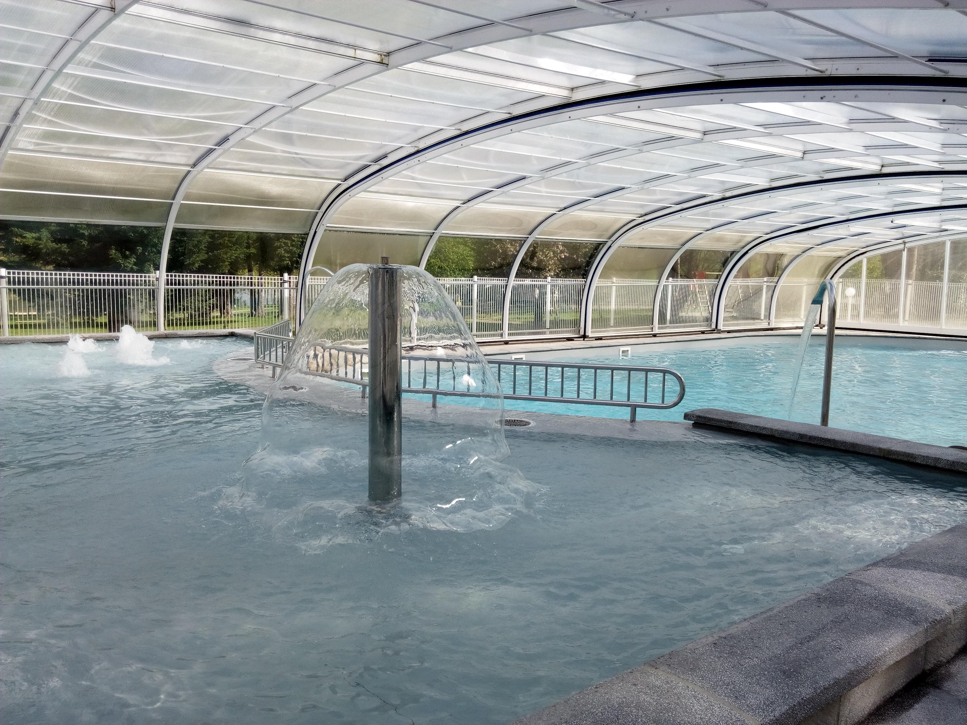 Domaine du Lac de Miel zwembad 2