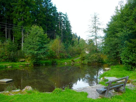 Meer campingpark Knaus Viechtach