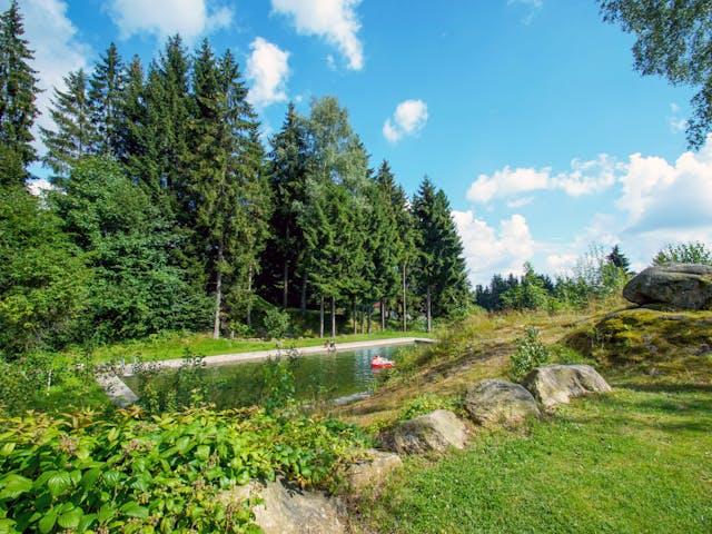 Camping Lackenhäuser natuurgebied