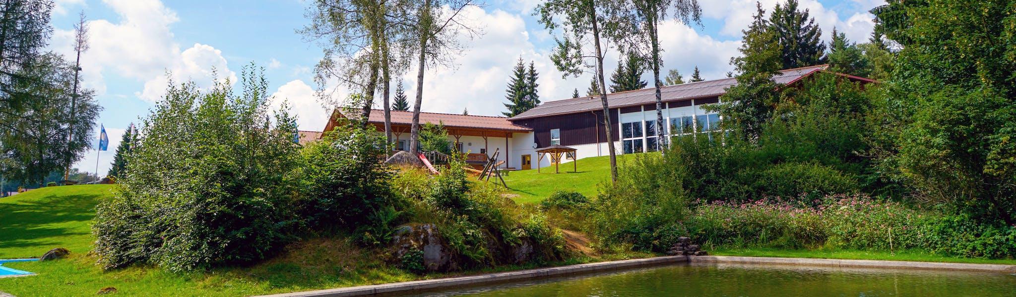 Camping Lackenhäuser natuurbad