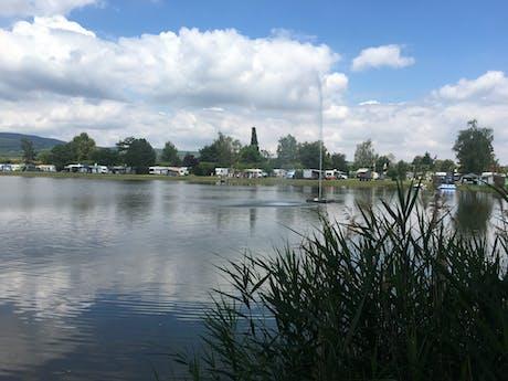 Bad Dürkheim meer en fontein
