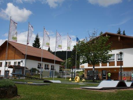 Camping Lackenhäuser restaurant