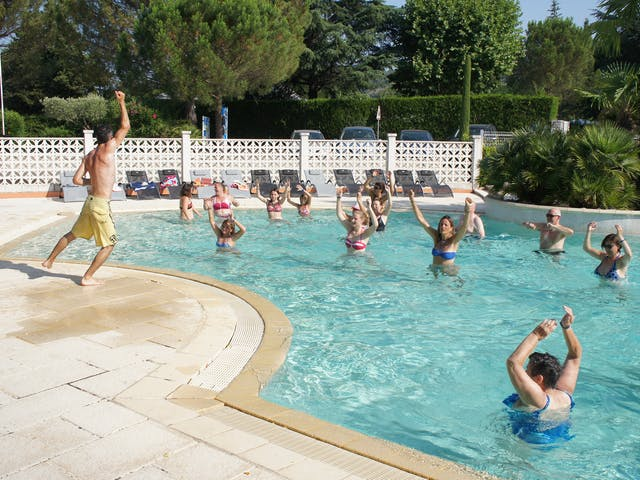 Camping Flower Le Riviera waterrecreatie