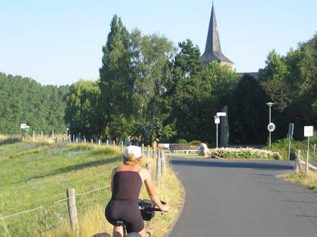 Hollandse Rijn sportief onderweg
