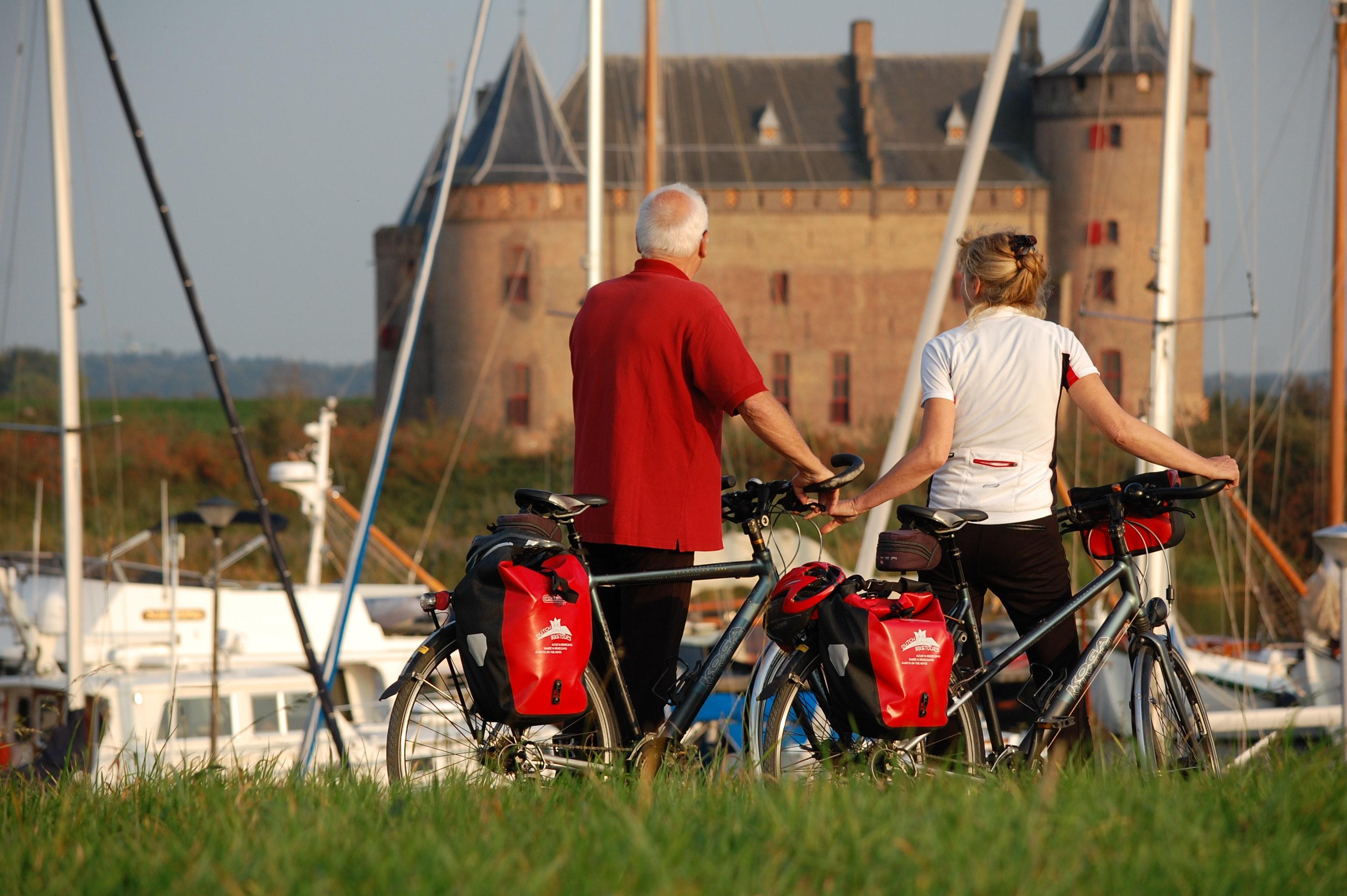IJsselmeer kasteel