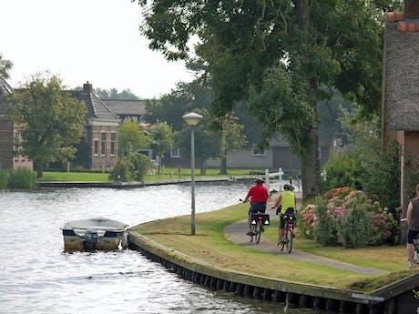 IJsselmeer sportief fietsen
