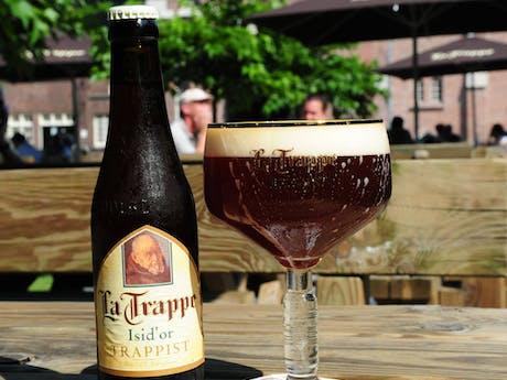Trappisten La Trappe biertje