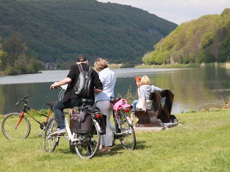 Vijflanden fietsen route checken