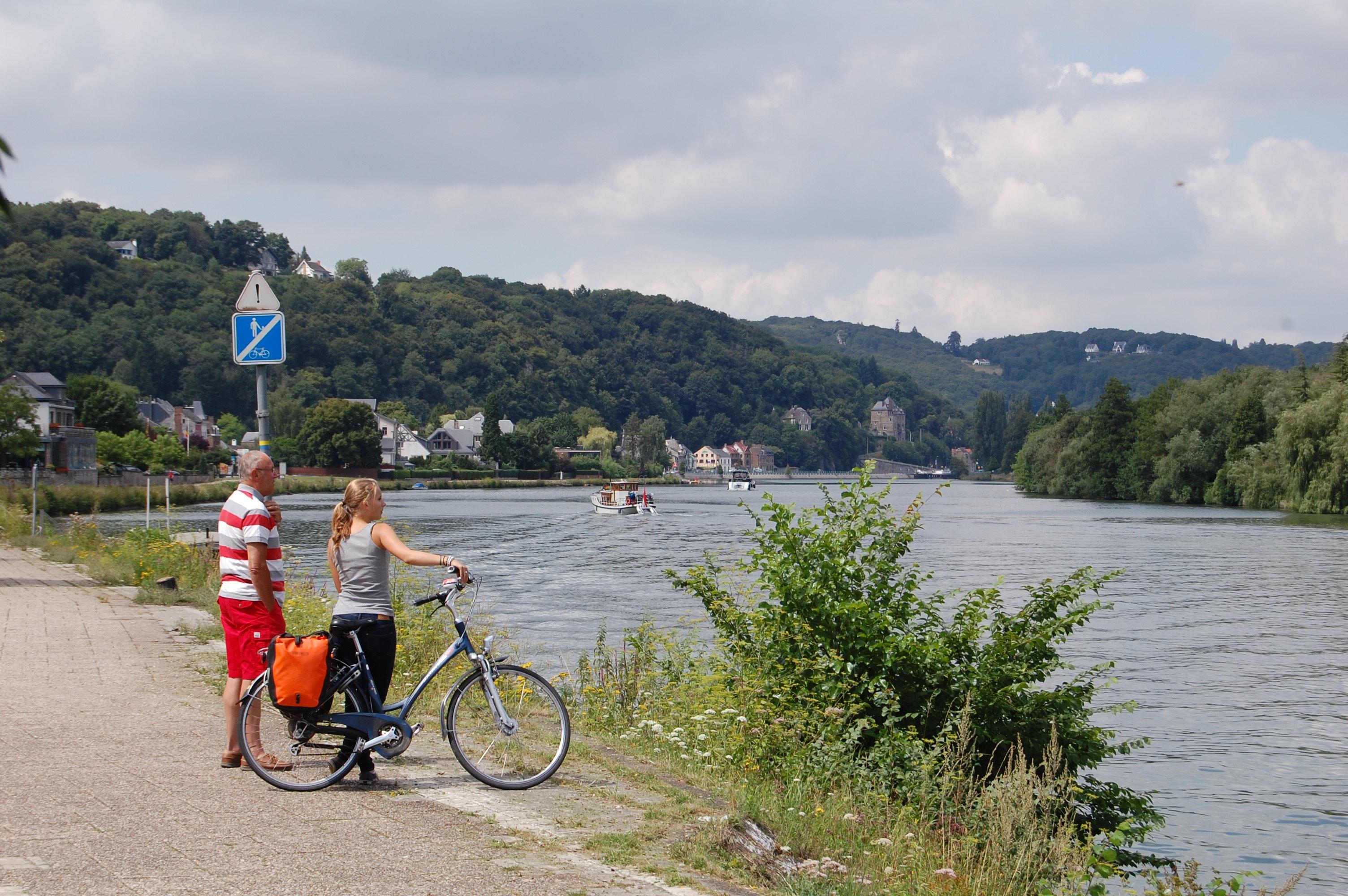 Vijflanden fietsen uitzicht