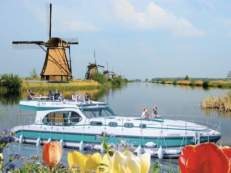 Nederland Vaarvakantie