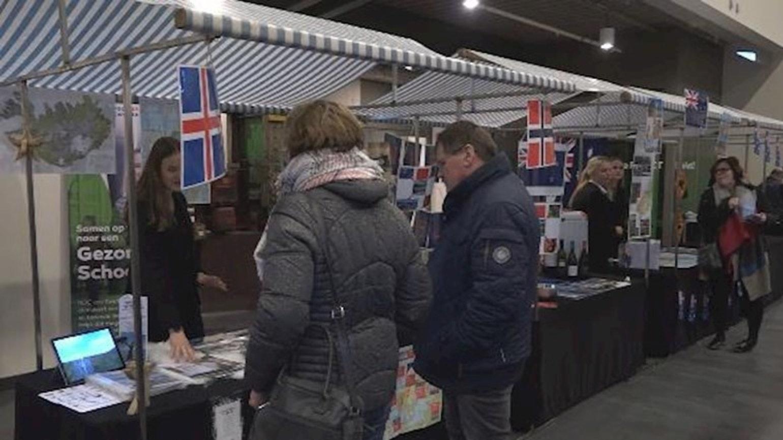 ROC Vakantiebeurs 2018 / bron RTV Oost