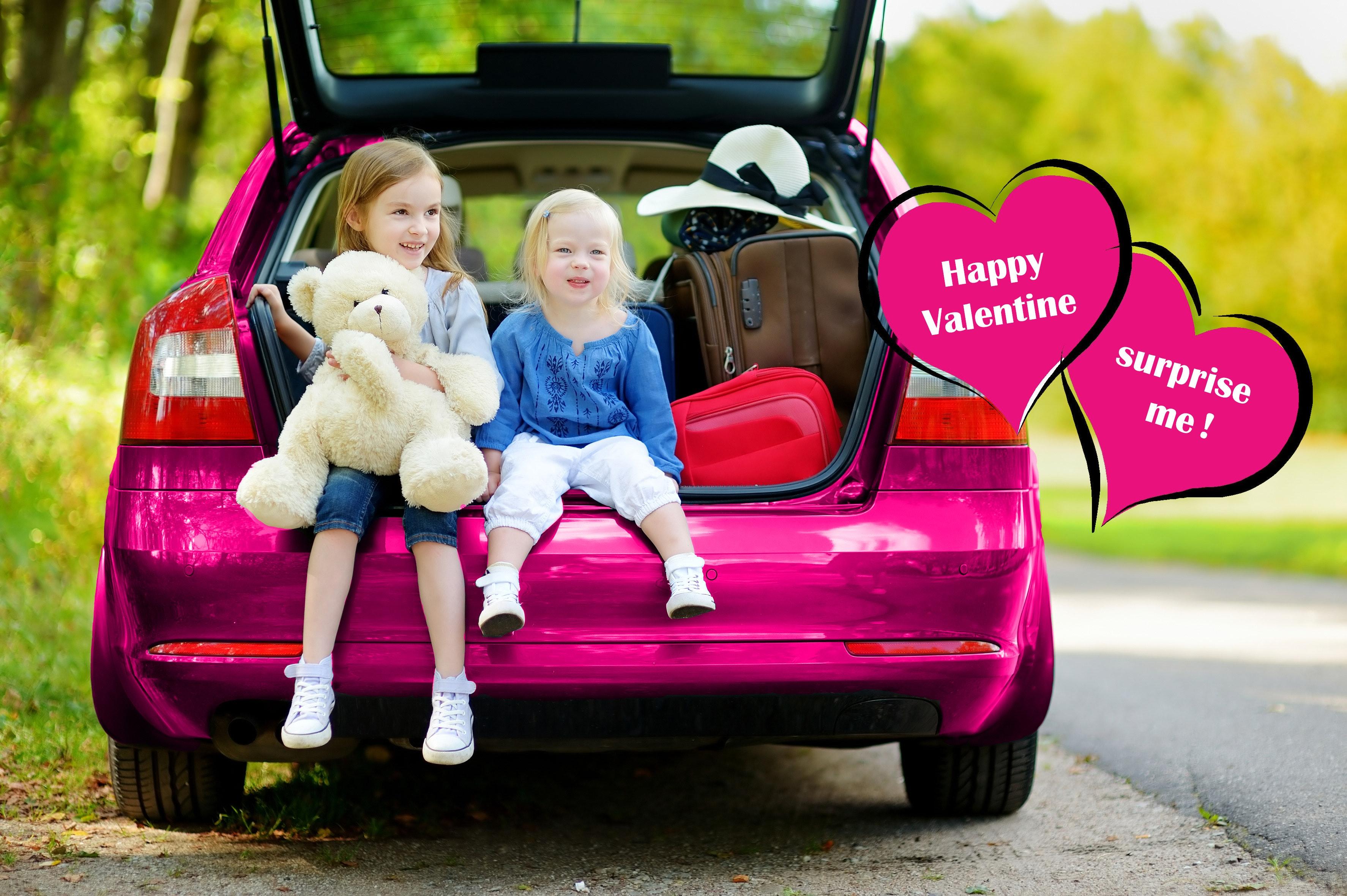 Valentijn, surprise me!