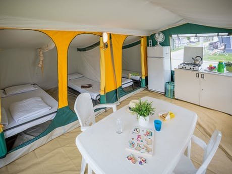 Bungalowtent Green