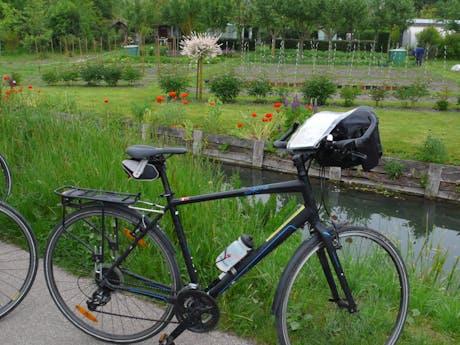 fietsen Normandië