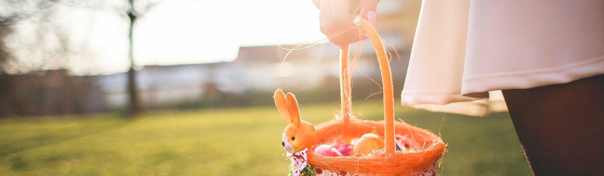 Pasen - eieren zoeken