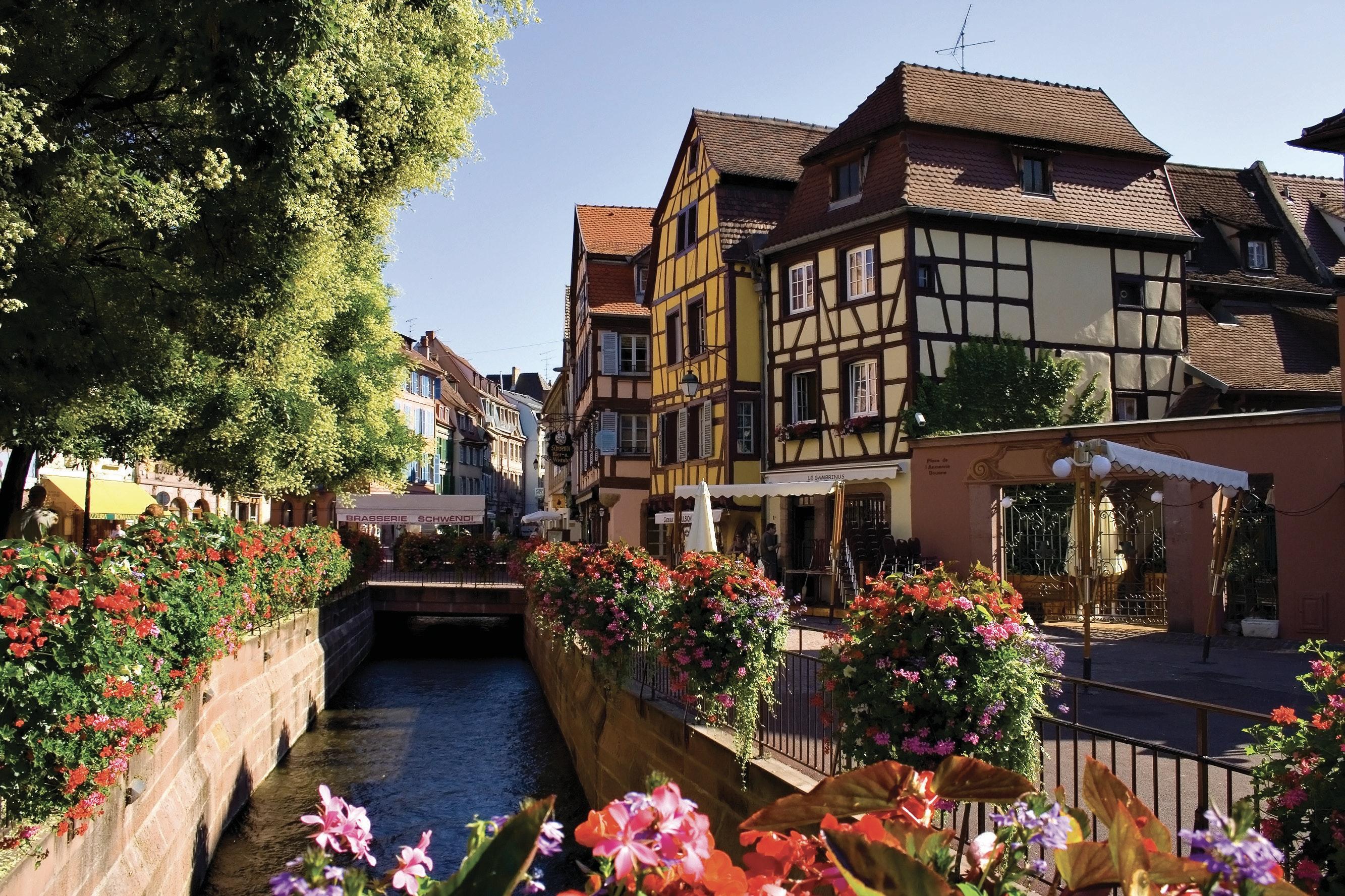 Alsace Varen Le Boat