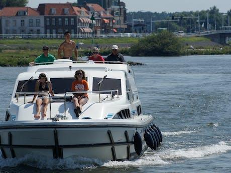 Nederland Varen Le Boat