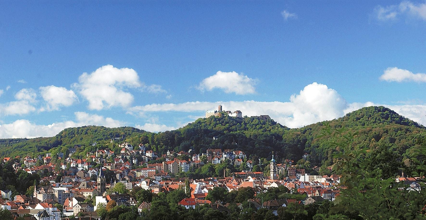 Eisenach Thüringen