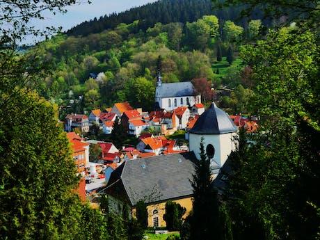 Rennsteig Kirchen Ruhla