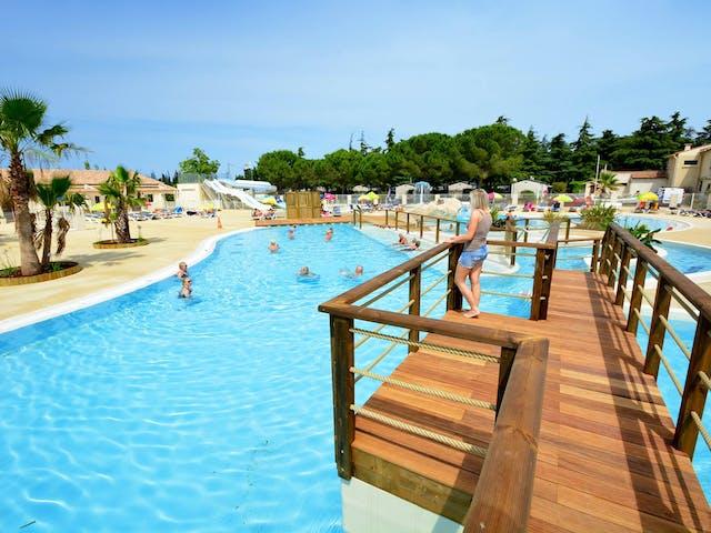 Camping Bon Port zwembad