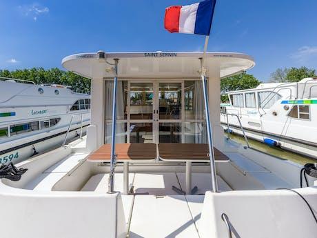 Locaboat Penichette Terrasse