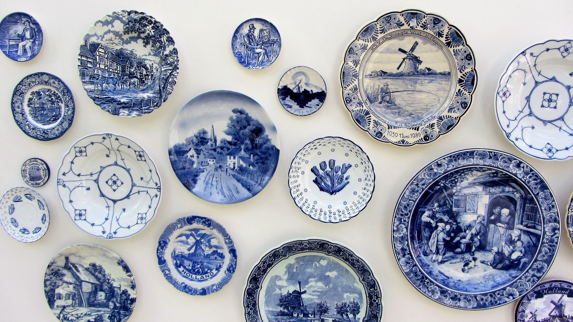 delft blue ceramics netherlands