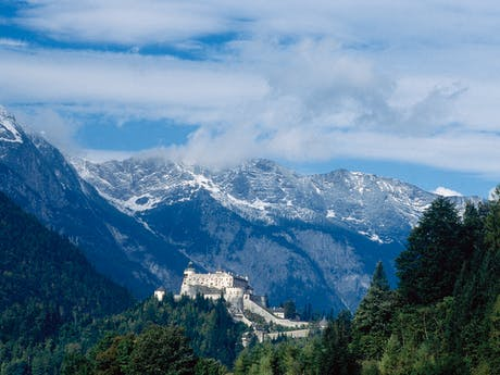 Uitzicht  Alpe Adria
