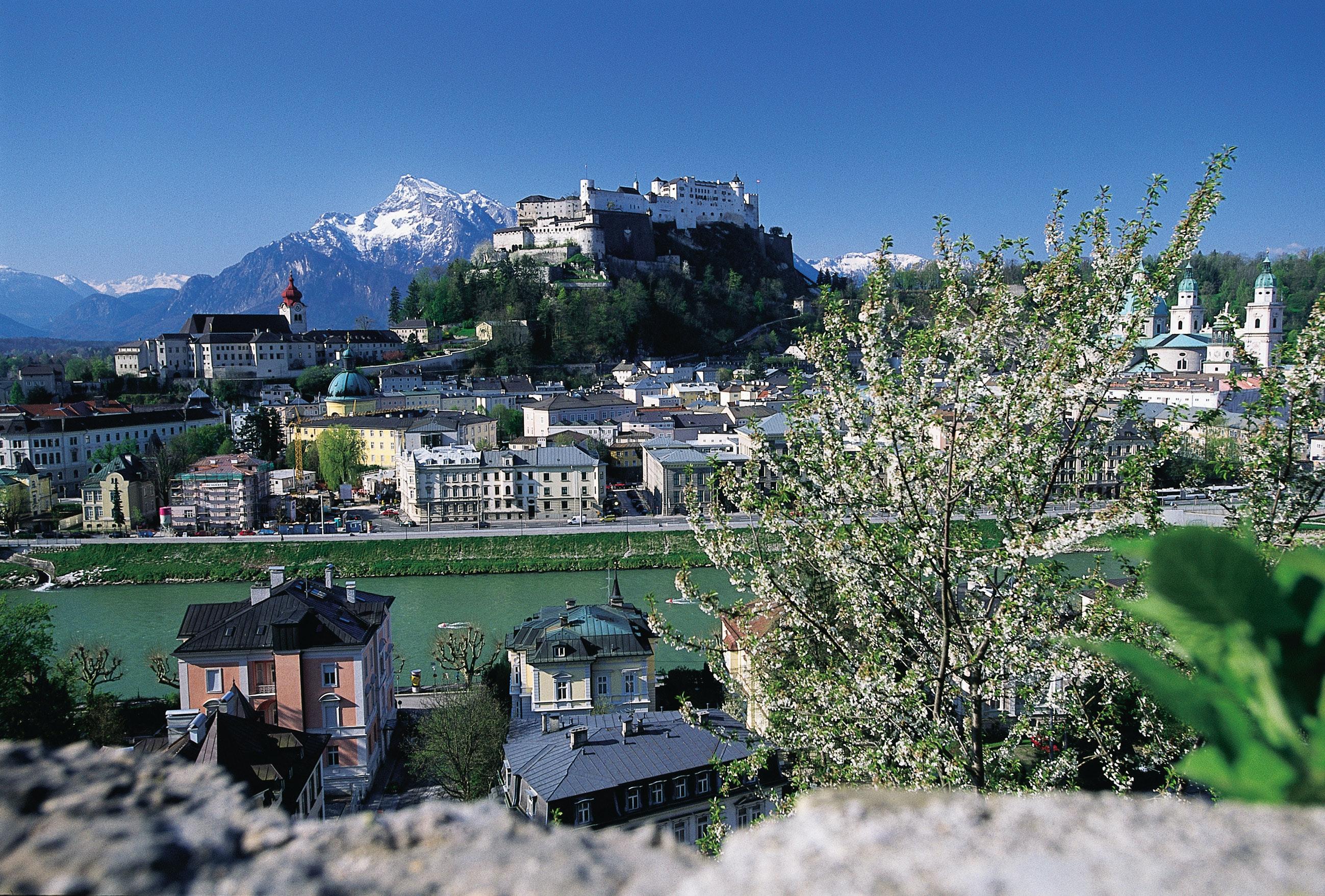 Omgeving  Alpe Adria