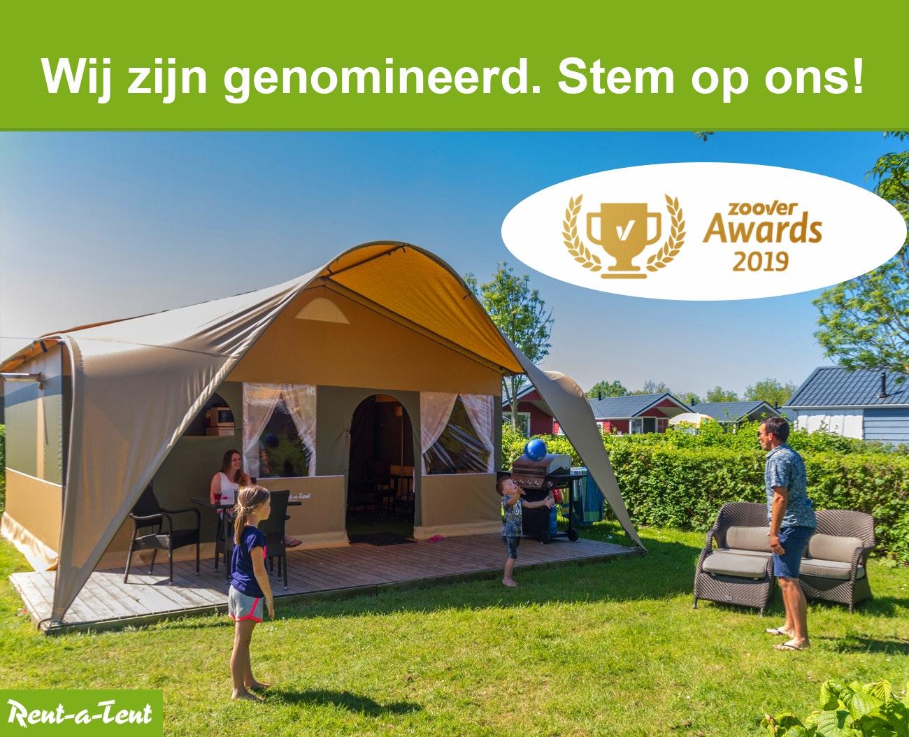 Stemmen Zoover Awards - De Pekelinge