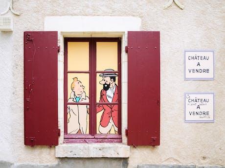 Suske en Witske - Kastelen Loire