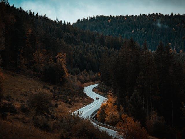 freiburg germany road