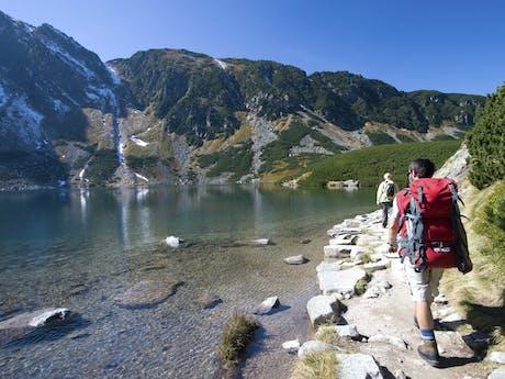 wandelen natuur Polen
