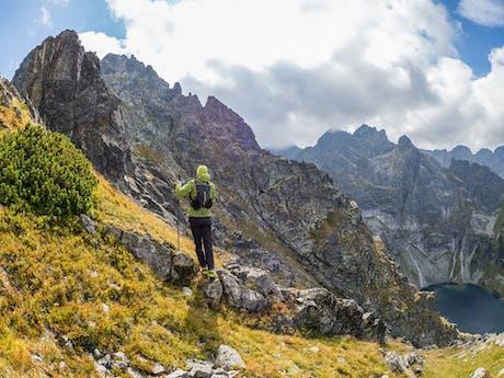 Polen Tatra gebergte onderweg
