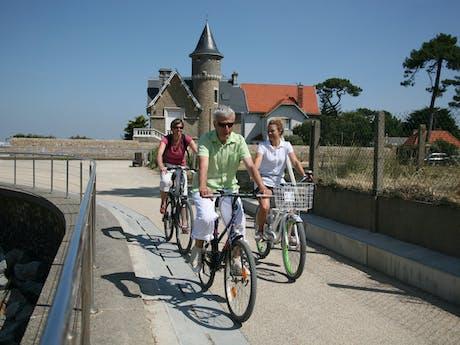 fietsen: Biking @ outremer
