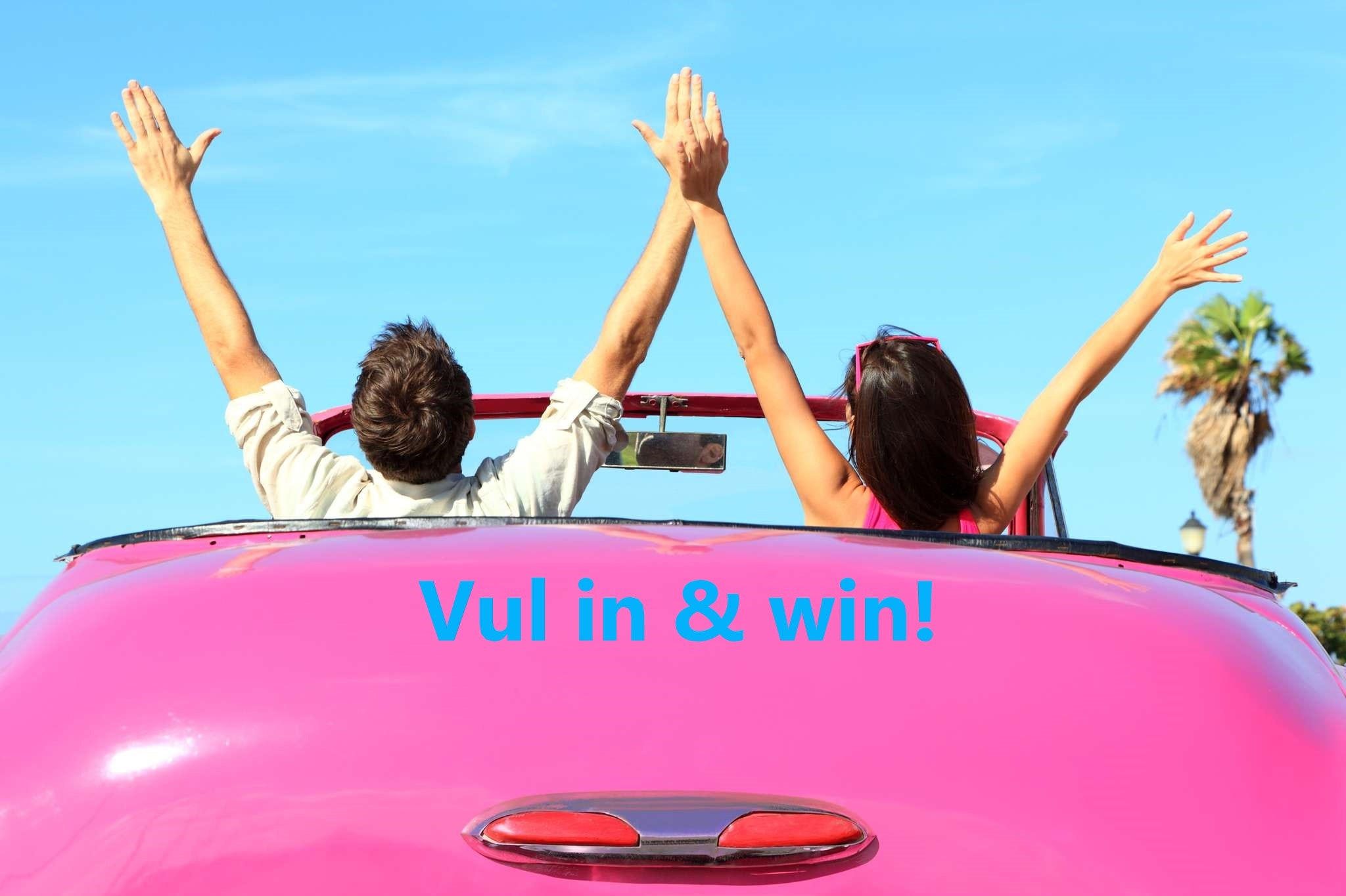 Vul in & win