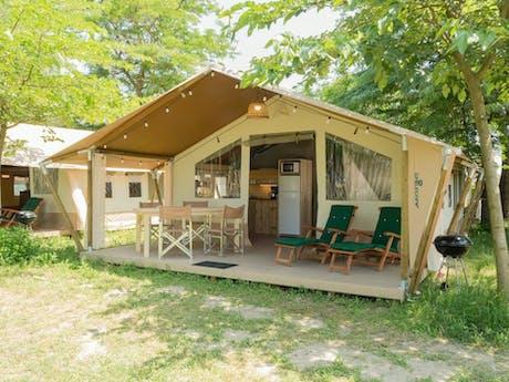 Safaritent Almond