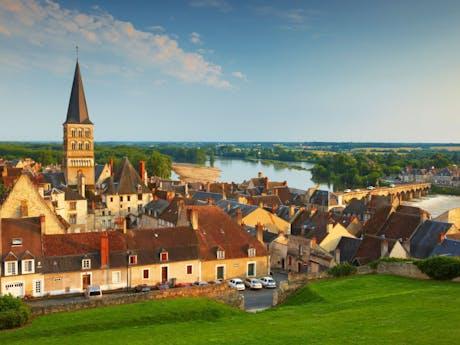 La Charite sur Loire bourgondië varen