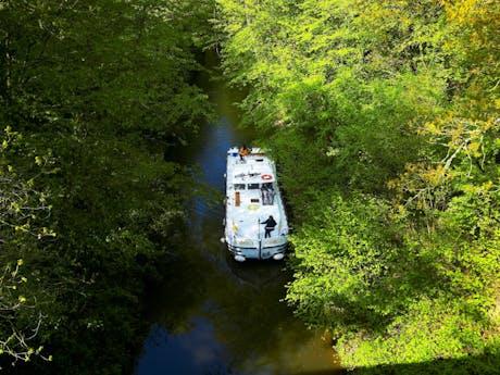 Penichette Canal du Nivernais