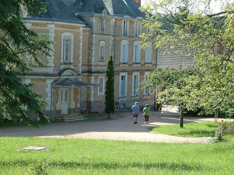Kasteel Chateau de Montrouant