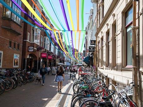 Groningen fietsen