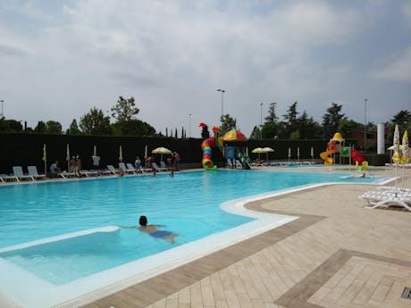 Zwembad Tiglio