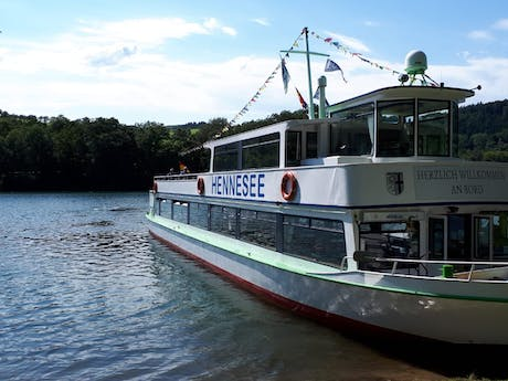 MS Hennesee boot