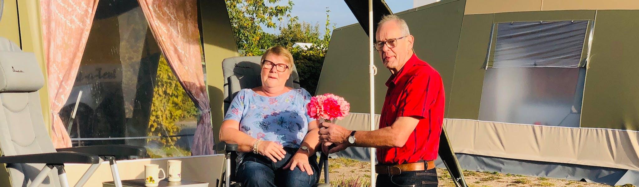 Henk & Sophie Versteegt camping Eschwege