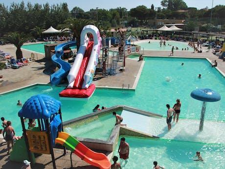 Zwembad Baia del Marinaio