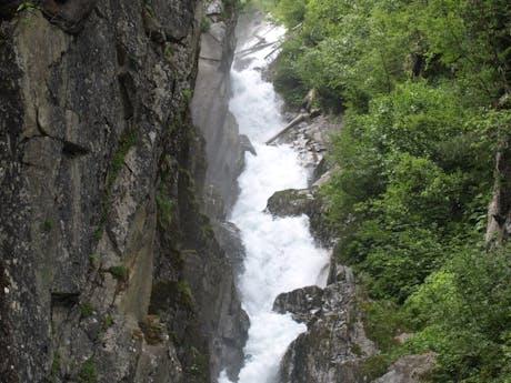 watervallen bij Natterer See