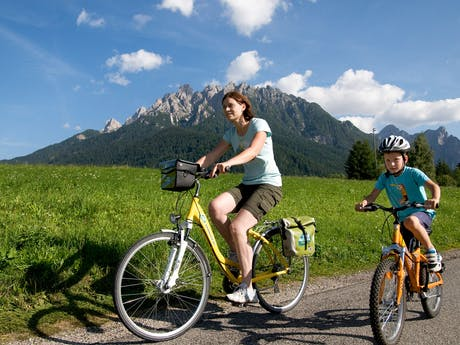Fun active - Drau fietspad