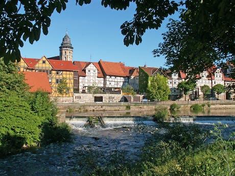 Hannoverisch Munden - Weser