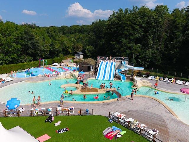 zwembad overview