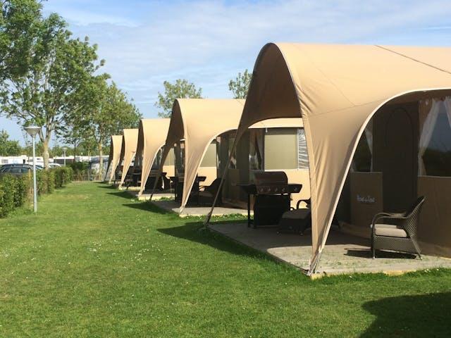 Camping de Pekelinge Grand Lodgetenten II