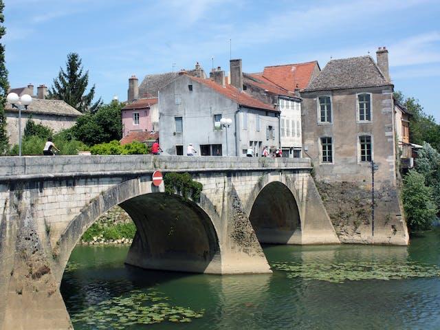 Zuid-Bourgogne-Verdun sur le Doubs